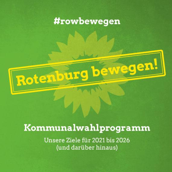 Rotenburg bewegen